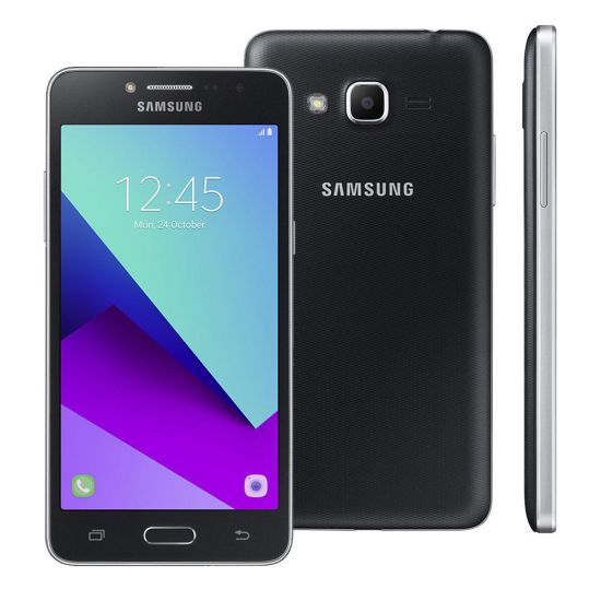 SMARTPHONE SAMSUNG GALAXY J2 PRIME - TV DIGITAL - WI-FI - 4G - 16GB - PRETO