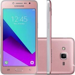 IMAGEM 1: SMARTPHONE SAMSUNG GALAXY J2 PRIME - TV DIGITAL - WI-FI - 4G - 16GB - ROSA