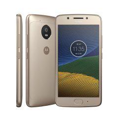 IMAGEM 1: SMARTPHONE MOTOROLA MOTO G5 DUAL CHIP 32GB 4G ANDROID 7 BIOMETRIA - OURO