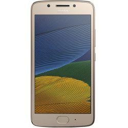 IMAGEM 4: SMARTPHONE MOTOROLA MOTO G5 DUAL CHIP 32GB 4G ANDROID 7 BIOMETRIA - OURO