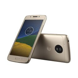 IMAGEM 6: SMARTPHONE MOTOROLA MOTO G5 DUAL CHIP 32GB 4G ANDROID 7 BIOMETRIA - OURO
