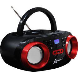 IMAGEM 3: RÁDIO LENOXX BD129 COM CD PLAYER FM ENTRADA USB E AUXILIAR