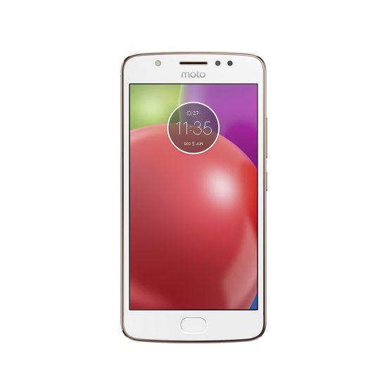 SMARTPHONE MOTOROLA MOTO E4 DUAL CHIP 4G CÂMERA 8MP MEMÓRIA 16GB - OURO ROSE