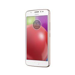 IMAGEM 2: SMARTPHONE MOTOROLA MOTO E4 DUAL CHIP 4G CÂMERA 8MP MEMÓRIA 16GB - OURO ROSE