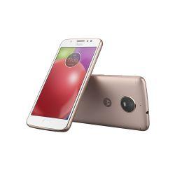IMAGEM 7: SMARTPHONE MOTOROLA MOTO E4 DUAL CHIP 4G CÂMERA 8MP MEMÓRIA 16GB - OURO ROSE