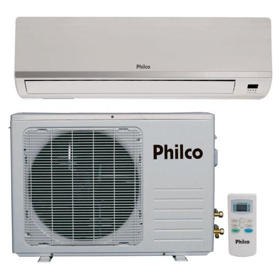 AR CONDICIONADO PHILCO PH12000FM5 SLEEP E TIMER FRIO 12.000 BTU/H