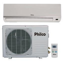 IMAGEM 1: AR CONDICIONADO PHILCO PH12000FM5 SLEEP E TIMER FRIO 12.000 BTU/H