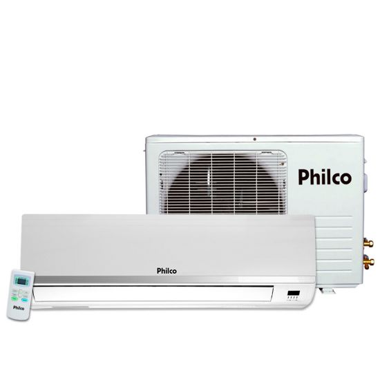 AR CONDICIONADO PHILCO PH9000FM5 SLEEP E TIMER FRIO 9.000 BTU/H