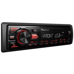 IMAGEM 2: SOM AUTOMOTIVO PIONEER MVH-98UB MEDIA RECEIVER USB E AUXILIAR INTERFACE PARA ANDROID