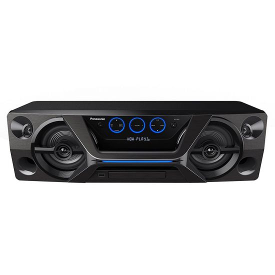 SYSTEM PANASONIC SC-UA3LB-K 250W RMS BLUETOOTH E WIRELESS MEDIA