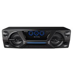IMAGEM 1: SYSTEM PANASONIC SC-UA3LB-K 250W RMS BLUETOOTH E WIRELESS MEDIA