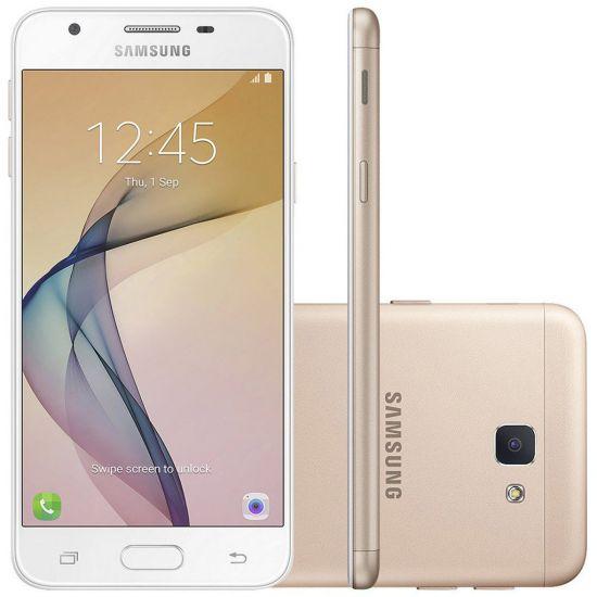 SMARTPHONE SAMSUNG GALAXY J5 PRIME 4G QUAD-CORE 1.4GHZ 32GB - DOURADO