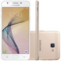 IMAGEM 1: SMARTPHONE SAMSUNG GALAXY J5 PRIME 4G QUAD-CORE 1.4GHZ 32GB - DOURADO