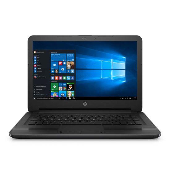 """NOTEBOOK HP 246 G5 TELA LED DE 14"""" MEMÓRIA 4GB E HD 500GB BLUETOOTH E HDMI"""