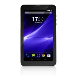 IMAGEM 1: TABLET MULTILASER M9 3G QUAD CORE 8GB PRETO WI-FI - PRETO