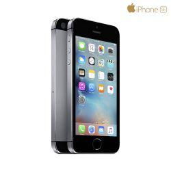 IMAGEM 2: IPHONE SE CINZA ESPACIAL 32 GB IOS10 APPLE CÂMERA 12MP FILMA EM 4K
