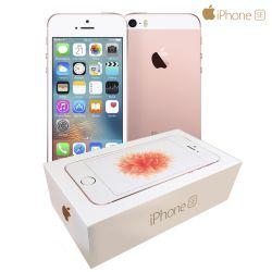 IMAGEM 2: IPHONE SE OURO ROSA 32 GB IOS10 APPLE CÂMERA 12MP FILMA EM 4K