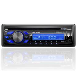 IMAGEM 1: SOM AUTOMOTIVO CD PLAYER MULTILASER P3239 FREEDOM MP3