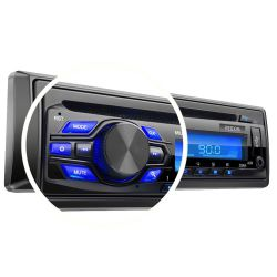 IMAGEM 2: SOM AUTOMOTIVO CD PLAYER MULTILASER P3239 FREEDOM MP3