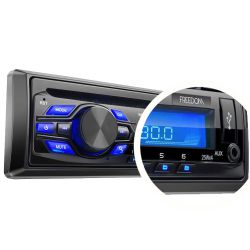 IMAGEM 3: SOM AUTOMOTIVO CD PLAYER MULTILASER P3239 FREEDOM MP3