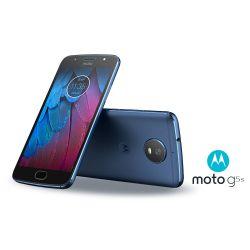 IMAGEM 2: SMARTPHONE MOTOROLA MOTO G5S AZUL SAFIRA 32GB DE ARMAZENAMENTO CÂMERA DE 16MP