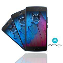 IMAGEM 4: SMARTPHONE MOTOROLA MOTO G5S AZUL SAFIRA 32GB DE ARMAZENAMENTO CÂMERA DE 16MP