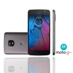 IMAGEM 1: SMARTPHONE MOTOROLA MOTO G5S PLATINUM 32GB DE ARMAZENAMENTO CÂMERA 16MP