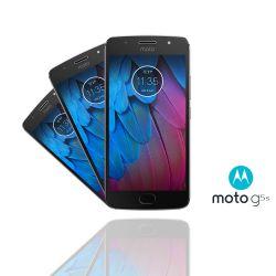IMAGEM 2: SMARTPHONE MOTOROLA MOTO G5S PLATINUM 32GB DE ARMAZENAMENTO CÂMERA 16MP