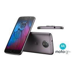IMAGEM 3: SMARTPHONE MOTOROLA MOTO G5S PLATINUM 32GB DE ARMAZENAMENTO CÂMERA 16MP