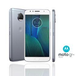 IMAGEM 1: SMARTPHONE MOTOROLA MOTO G5S PLUS AZUL TOPÁZIO 32GB DUPLA CÂMERA 13MP