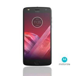 IMAGEM 1: SMARTPHONE MOTOROLA MOTO Z2 PLAY PLATINUM 64 GB CÂMERA 12 MP - OCTA CORE