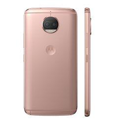 IMAGEM 3: SMARTPHONE MOTOROLA MOTO G5S PLUS OURO ROSE 32GB DUPLA CÂMERA 13MP