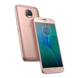 IMAGEM 4: SMARTPHONE MOTOROLA MOTO G5S PLUS OURO ROSE 32GB DUPLA CÂMERA 13MP