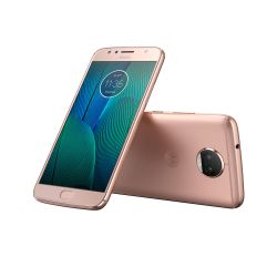 IMAGEM 5: SMARTPHONE MOTOROLA MOTO G5S PLUS OURO ROSE 32GB DUPLA CÂMERA 13MP