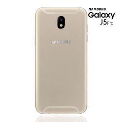 IMAGEM 3: SMARTPHONE SAMSUNG GALAXY J5 PRO OCTA-CORE 32GB CÂMERA DE 13MP - DOURADO