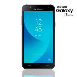 IMAGEM 1: SMARTPHONE SAMSUNG GALAXY J7 NEO 16GB DE MEMÓRIA CÂMERA DE 13MP - PRETO