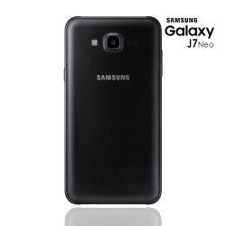 IMAGEM 3: SMARTPHONE SAMSUNG GALAXY J7 NEO 16GB DE MEMÓRIA CÂMERA DE 13MP - PRETO