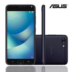 IMAGEM 1: SMARTPHONE ASUS ZENFONE 4 MAX 16 GB ZC554KL - PRETO