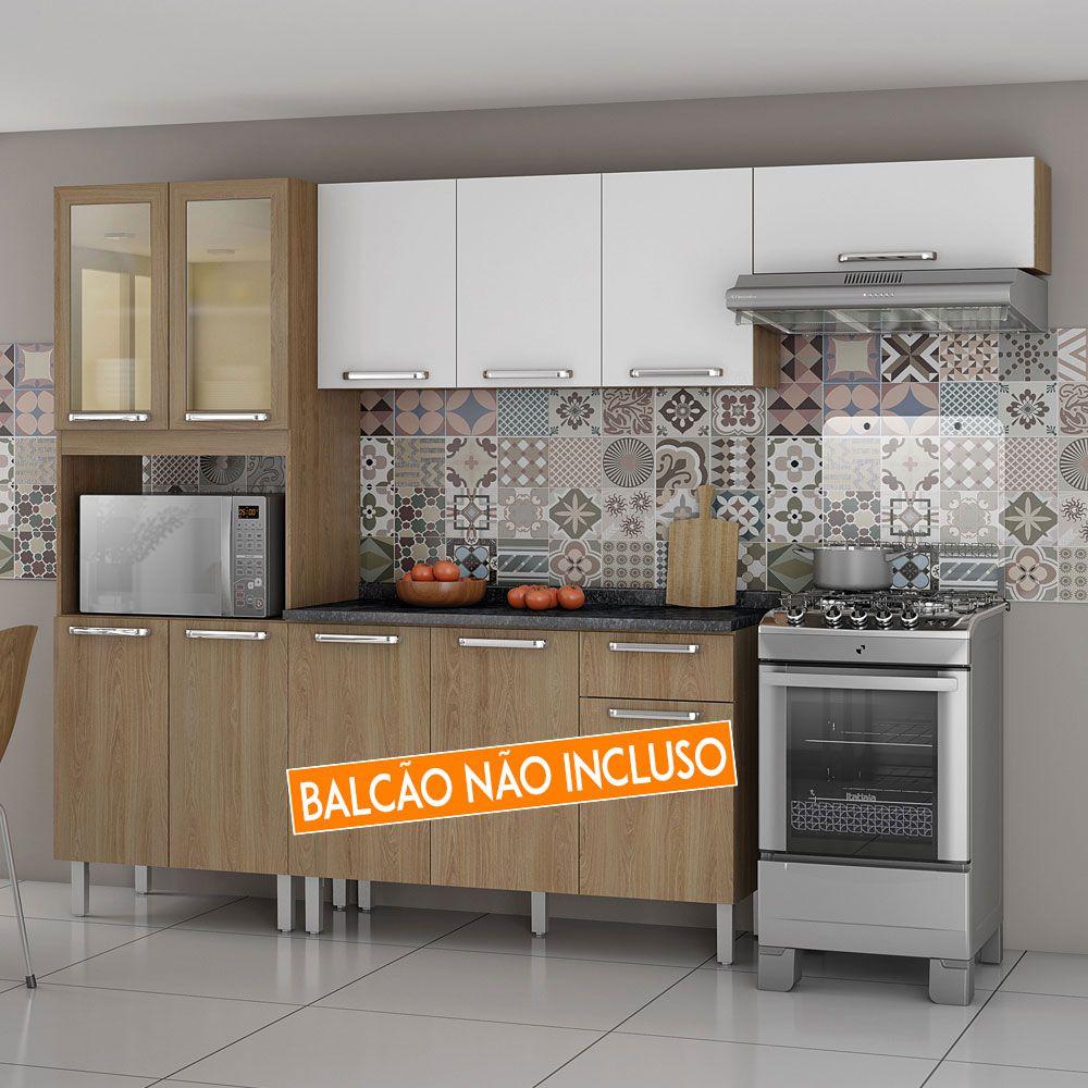 Armario De Cozinha Planejado Itatiaia Oppenau Info