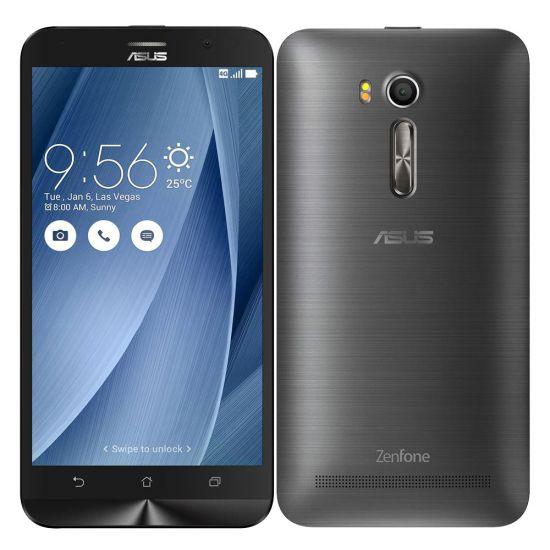 SMARTPHONE ASUS ZENFONE GO LIVE ZB551KL 16GB  DUAL CHIP - CINZA