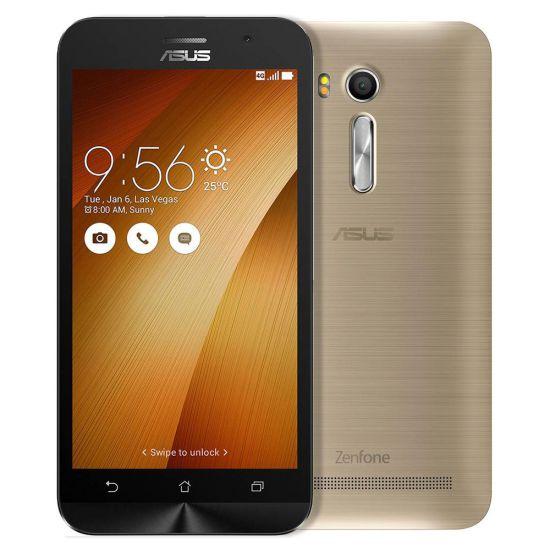 SMARTPHONE ASUS ZENFONE GO LIVE ZB551KL 16GB DUAL CHIP - DOURADO