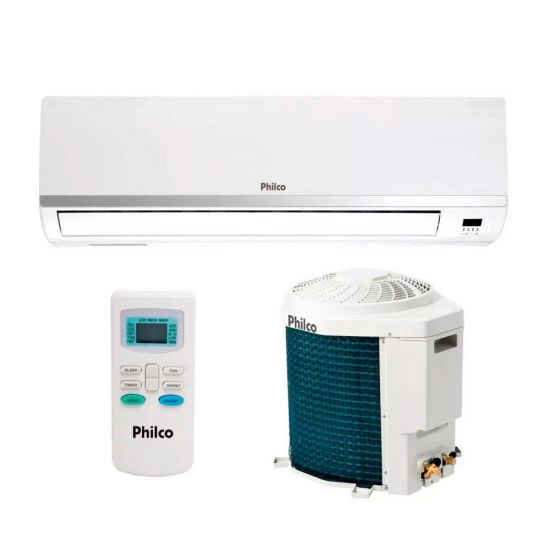 AR CONDICIONADO SPLIT PHILCO 12000 BTUS - PH12000TFM5 220V  - BRANCO