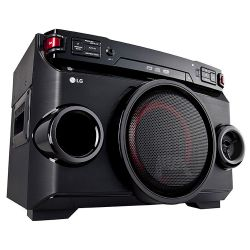 IMAGEM 2: MINI SYSTEM LG X BOOM FESTA OM4560 BLUETOOTH 200W RMS BIVOLT - PRETO