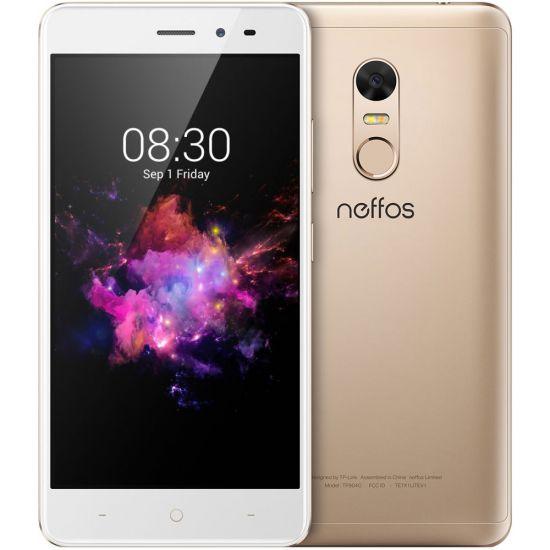 SMARTPHONE TP-LINK NEFFOS X1 LITE DUAL CHIP 4G CÂMERA 13MP - DOURADO