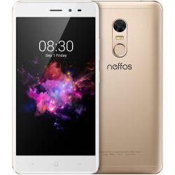 IMAGEM 1: SMARTPHONE TP-LINK NEFFOS X1 LITE DUAL CHIP 4G CÂMERA 13MP - DOURADO